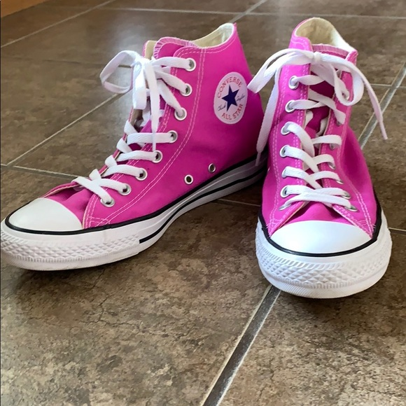 Converse Chuck Taylor All Star High Top Shoes 10